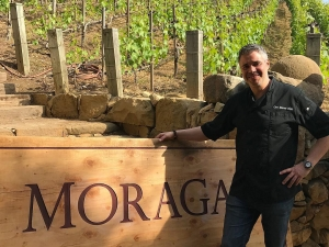 Catering Event at Moraga Winery