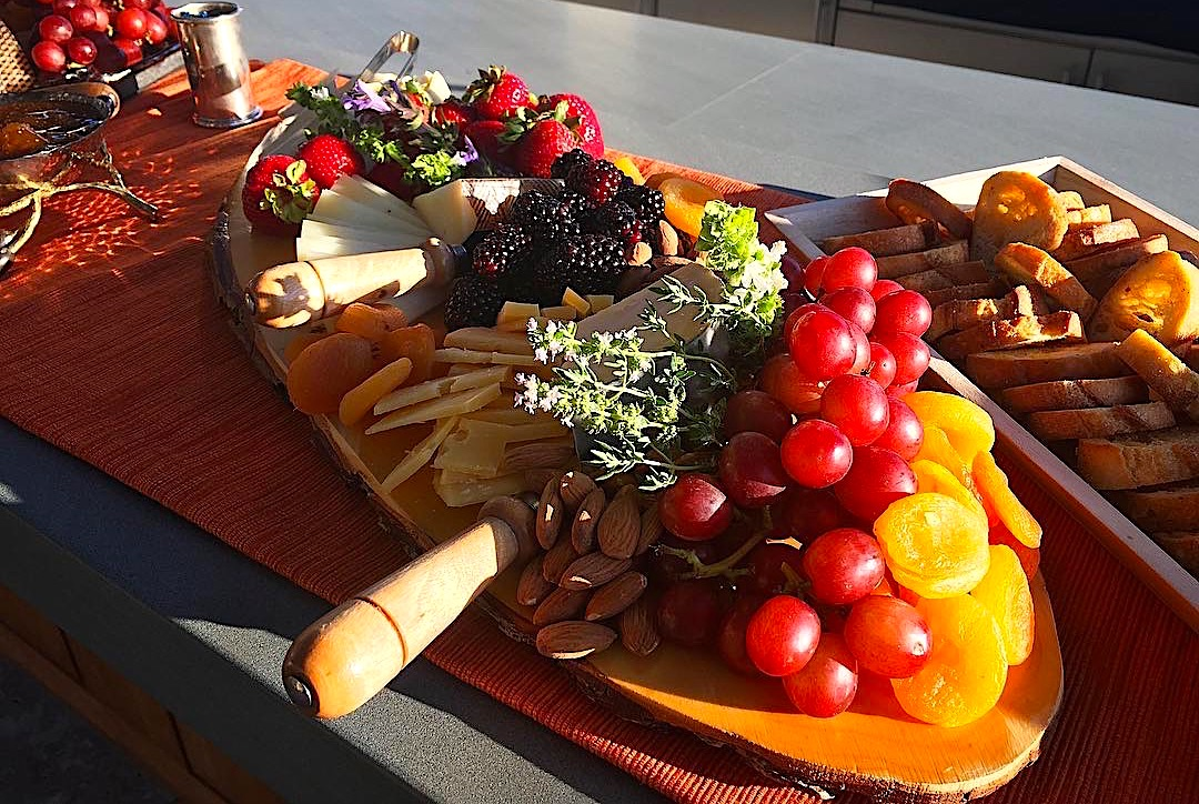 cheese-and-fruit-board