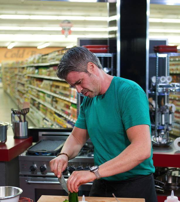 Food Network - Guys Grocery Games